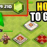 Clash Of Clans – GEMMING NEW HEROS – HOW TO GET FREE GEMS?