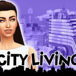 Lets Play Sims 4: City Living Part 5