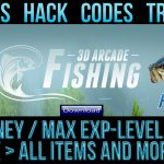 3D Arcade Fishing PC CHEATS HACK TRAINER CODES TRICHE TIPS UNLOCK ASTUCES FREE 2016