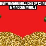 Madden NFL Mobile Hack (iOSAndroid) FREE Cash and Coins – Madden Mobile Cheats
