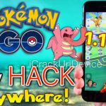 NEW Hack Pokemon GO 1.19.1 NO Jailbreak (iOS 10) – Tap to Walk Hack Joystick Cheats