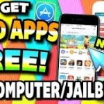 NEW working Get Paid Apps Games for free No computer No jailbreak iphone , ipad , ipod