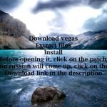 Sony Vegas Pro 14 Free Download