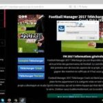 Telecharger FOOTBALL MANAGER 2017 PC Jeu Complet et Crack