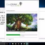 how to download and install corel draw x8 (LATEST VERSION) NO SURVEY