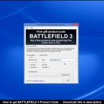 Battlefield 3 activation key generator