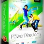 CyberLink PowerDirector 15 Deluxe CD Key Serial Crack