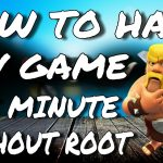 HOW TO HACK ANY ANDROID GAME WITHIN 5 MINUTEWITHOUT ROOT?