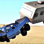 ROLLOVER CRASHES 4 – BeamNG Drive