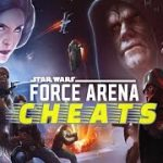 Star Wars Force Arena Hack Cheats tool to add unlimited items