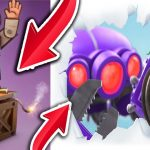 TAUNT TOWER? New Mega Crab is CLOSE Boom Beach