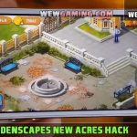 Gardenscapes New Acres Hack Coins for Android iOS 2017 working