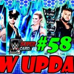 WWE Supercard 58 New Update (New S3 Fusions, attitudes), RTG Rewards