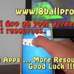 8 Ball Pool Free Cash Coins 2017 8 Ball Pool Hack Tool With Proof