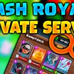 Clash Royale Privat Server apk + With the new Cards