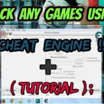 How To Hack Games With Cheat Engine 6.6 Cheat Engine Hacking Tutorial 2017