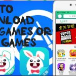 How to download game or paid game or Hack games in TuTuHelper nojailbreak and no computer)