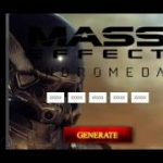Mass Effect Andromeda – Crack, Activation code, CD Key, Product Key, CD Key Generator