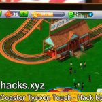 Roller Coaster Tycoon Touch Hack : Add Unlimited coins and tickets For Android iOS