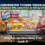 Rollercoaster tycoon touch hack – Rollercoaster tycoon touch TICKETS hack