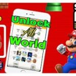 Super Mario run hack Unlock World for free (no jailbreak)(no computer) really iPhoneiPadiOS 10+