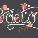 66 How to Create a Decorative Spring Floral Lettering Card in Adobe Illustrator