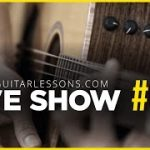Live Show 015 – Getting Into Lead Guitar