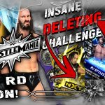 WWE SUPERCARD S3 INSANE DELETION CHALLENGE ? TeamRD Action