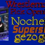 WWE Supercards Wrestlemania Pick Opening WWE Supercards Glitch