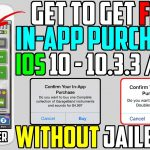 Get FREE in-App Purchases Unlimited Coins iOS 10 – 10.3.3 iOS 9 (NO Jailbreak NO Computer)