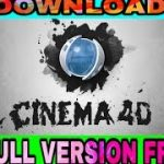 HOW TO GET CINEMA 4D FOR FREE FULL VERSION 32bit 64bit