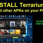 How to Install Terrarium APK on a PC using BlueStacks Android Emulator