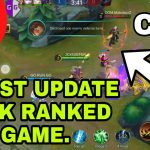 Latest Update Hack Ranked Game – Mobile Legends