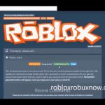 Roblox Hack 2017 How to get free Robux on Roblox