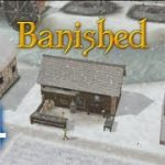 BANISHED–Episode 34– FIXING: Tool Issue, Firewood Issue, TRADING ISSUE