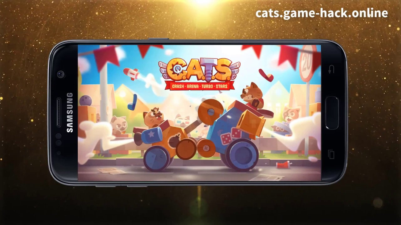 CATS Crash Arena Turbo Stars Hack Free Gems and Coins