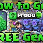 Clash Royale Hack – Clash Royale Free Gems Cheats – Android iOS (WORKING 2017)