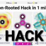 How to Hack Fidget Spinner Android Game I Without Root PC in 1 MIN Only Easily Hand Spinner Hack