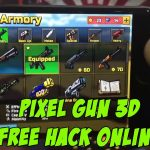 Pixel Gun 3D Hack Cheats – Pixel Gun 3D Pocket Edition Hack No Need APK Mod