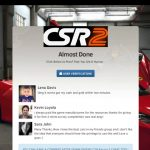 CSR Racing 2 Hack -How to Get Free Gold and Cash AndroidiOS 2017