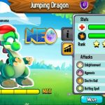 Dragon City: Jumping Dragon Review – YOSHI EXCLUSIVE DRAGON 😱