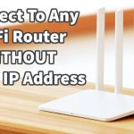 How To Connect To Any WiFi Router Page Without Login IP Address On Android – NO ROOT