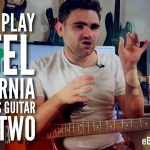 How to Play Hotel California On The Bass Guitar – Part Two
