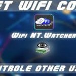 How to hack others wifi password and infos using wifi watcher new method