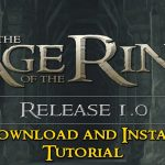 The Age of the Ring Mod v1.0 Released – Download and Installation Tutorial