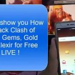 Clash of Clans Hack Gems Golds Elixir (Android and IOS) : Step by Step Tutorial