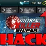 Contract Killer Sniper Hack for iOS Android – Free Unlimited Gold Cheats