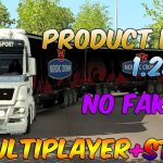 Euro Truck Simulator 2 -Latest Update 1.28.3.10 Product Key -Activation Key Full Free