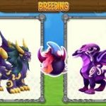 High Purity Dragon vs Obscure Dragon Dragon City RARE BREEDING DRAGON