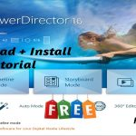 How To Download And Install Cyberlink PowerDirector 16 Ultra Full For Free HD